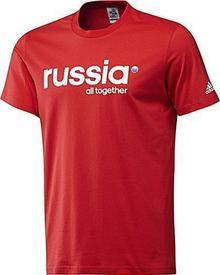adidas DRUS04: Rosja - Koszulka