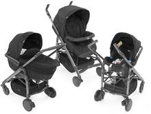 Chicco Trio Love 3w1 BLACK