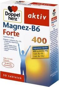 Queisser Pharma Doppelherz Aktiv Magnez + B6 Forte 400 30 szt.