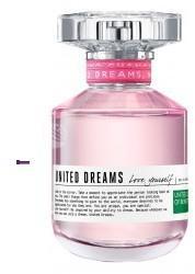 Benetton  United Dreams Love Yourself woda toaletowa 80ml