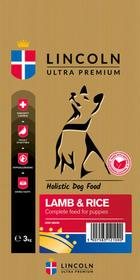 Lincoln Puppy Lamb & Rice 12Kg