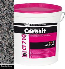 Ceresit CT 710 VISAGE 20kg Tynk ozdobny Kamień Naturalny - efekt granitu - Bras