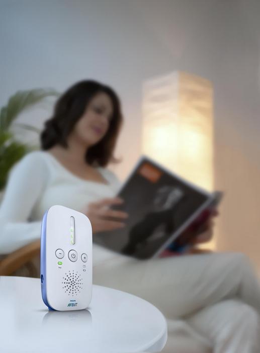 Philips Avent Elektroniczna niania DECT SCD501/00