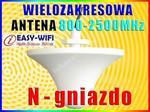 Opinie o Sklep Easy-WiFi ANTENA SUFITOWA 800-2500MHz N gniazdo GSM 3G UMTS
