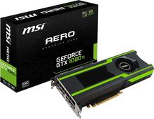 MSI GeForce GTX 1080 Ti Aero 11G VR Ready