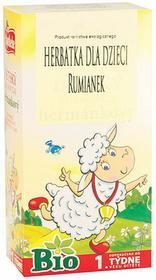 APOTHEKE Herbatka dla dzieci - rumiankowa bio 20 x 1 g -