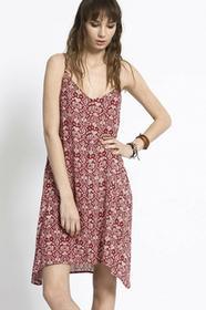 Medicine Sukienka - Sukienka Decadent czerwony RS16.SUD080