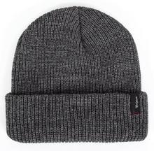 Brixton czapka zimowa Heist Grey/Dark Grey