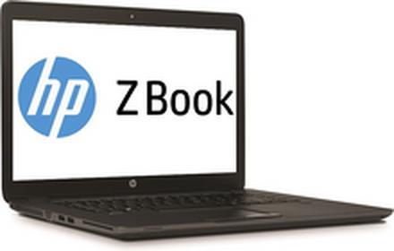 "HP ZBook 15u G2 J8Z93EA 15,6\"", Core i7 2,6GHz, 16GB RAM, 768GB SSD (J8Z93EA)"