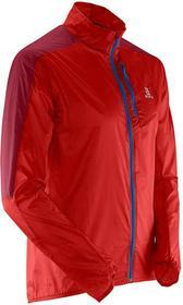 Salomon Kurtka Fast Wing Jacket M 372210 czerwony i odcienie czerwonego