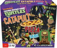 Tactic Turtles: Catapult Pizza Game 40987