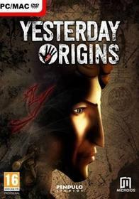 Yesterday Origins PC/MAC  STEAM MV0005554