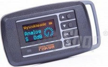 TS-Market Raksa-120 - wykrywacz telefonów, podsłuchów GSM, lokalizatorów GPS