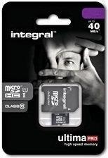Integral Micro SDHC Class 10 (+ adapter) 32GB