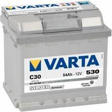 Varta Silver Dynamic C30 54 Ah 530 A P+
