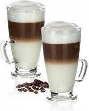 Tescoma Szklanki do latte 300ml Crema 6 szt 306275/z