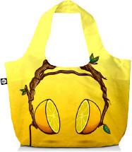 BG Berlin Eco torba na zakupy 3w1 BG Eco Bags - Juicy Beats BG001/01/104