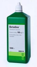 Betadine EGIS Roztwór - 1L 3274003