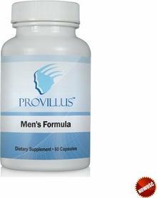 Pacyfic Naturals PROVILLUS FOR MEN - wypadanie włosów łysienie dla mężczyzn
