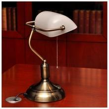 LuminaDeco LAMPA BIURKOWA BANKIERSKA LDT 8822 WHITE Dodaj produkt do koszyka i sprawdź swój rabat nawet do 30% taniej! LDT 8822