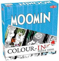Tactic Puzzle Moomin Color-In Do Kolorowania 1000 -
