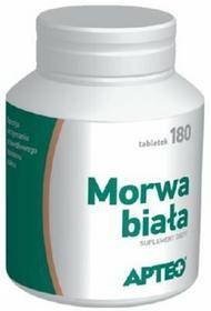 Synoptis MORWA BIALA APTEO 180 szt.