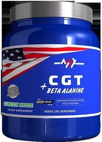 Mex Nutrition CGT + Beta Alanine - 600g