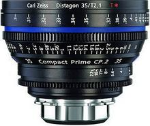 Carl Zeiss Compact Prime CP.2 Macro 2.1/35 T*