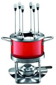 Silit Zestaw do zestaw do fondue Energy Red 21.3524.7371