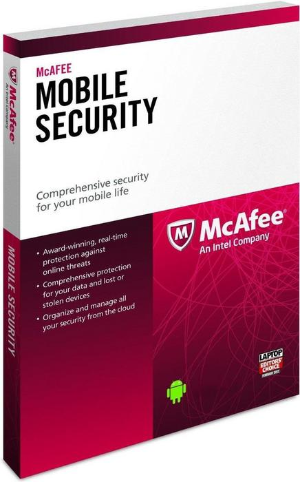 McAfee Mobile Security (1 rok) - Nowa licencja