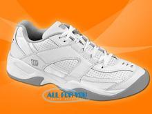 Wilson Damskie buty tenisowe Advantage Court IV WRS9640_39_WH/SV