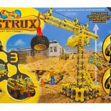 Zoob Z-Strux Z-Lift Sky Crane 395 elementów - ZOOB