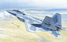Italeri F-22 Raptor 0850