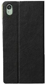 Zenus AA400224 Avoc Toscana Diary w kolorze czarnym dla Sony Xperia Z3