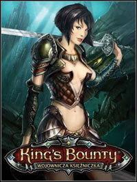 Kings Bounty Wojownicza księżniczka PC
