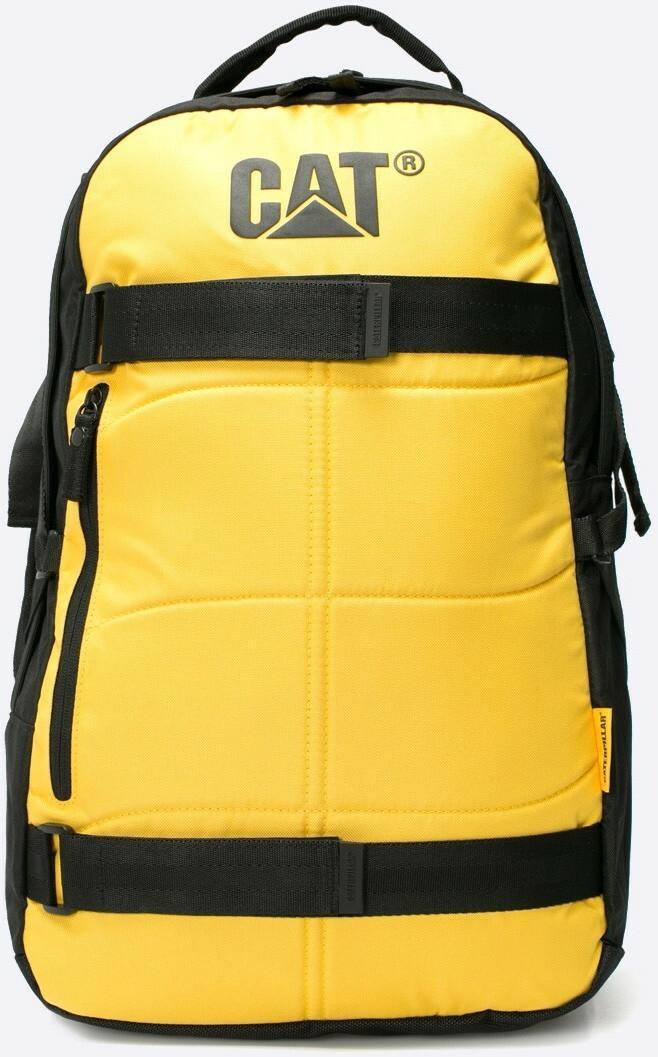 8391f266a9448 Caterpillar Plecak Bryan 80026.12 żółty – ceny