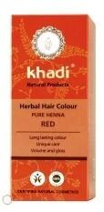 Khadi Henna naturalna czerwona - 149-0