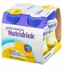N.V.Nutricia NUTRICIA NUTRIDRINK O smaku waniliowym - 4x125 ml