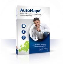 Automapa Automapa Europa - licencja 1 rok