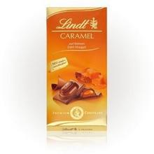Lindt Czekolada Caramel 100g 5F54-12209