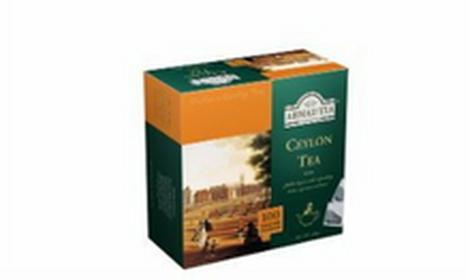 AHMAD CEYLON TEA 100TB TEA ( 2 G X 100 TOREBEK)