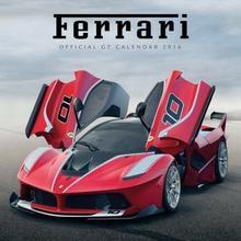 Ferrari GT - kalendarz 2016 r