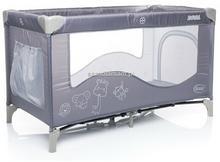 4Baby łóżeczko turystyczne Royal Grey 803306002