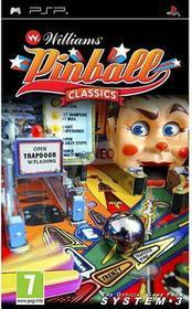 Williams Pinball Classic PSP