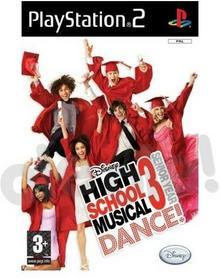 High School Musical 3 Senior Year Dance PS2