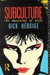 Opinie o Hebdige D. Subculture - wysyłamy 1-2 dni