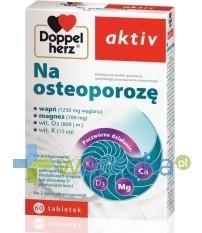Queisser Pharma Gmbh & Co. Doppelherz Aktiv Na Osteoporozę 60 Tabletek 8516611