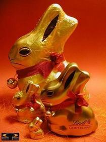 Lindt Zając Wielkanocny - Gigant 1kg 1428