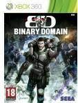 Binary Domain Limited Edition Xbox 360