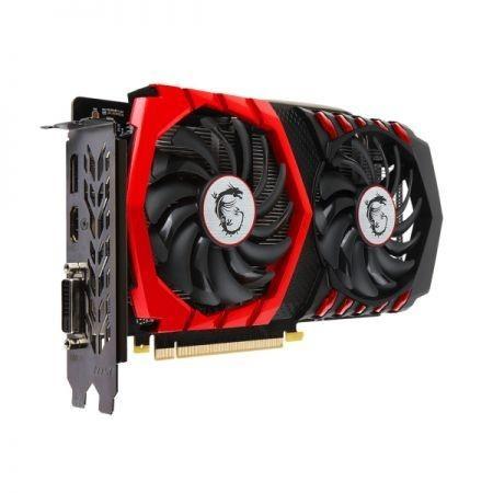 MSI GeForce GTX 1050 Gaming X 2G VR Ready